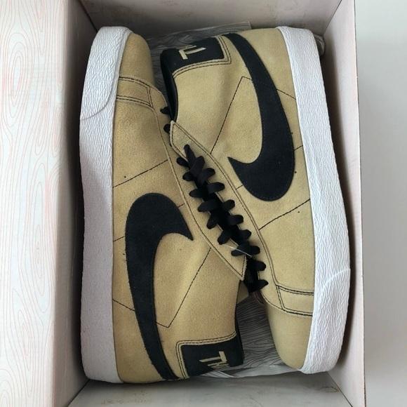 Nike Shoes | Nike Blazer Sb Thrashers